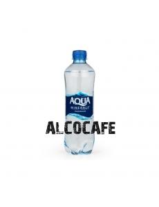 AQUA MINERALE с газом 0,6 Litre